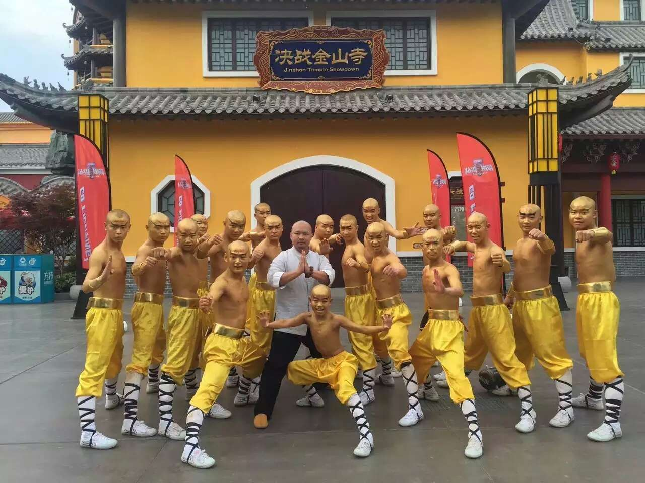 learn best shaolin kungfu