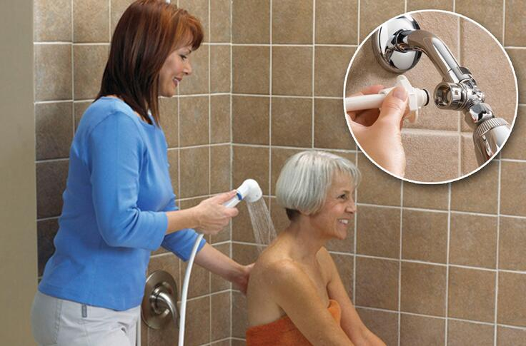 Benefits Of Hand Held Shower Heads